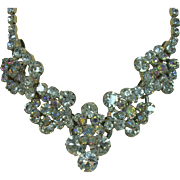 Stunning TRIFARI Rhinestone Necklace