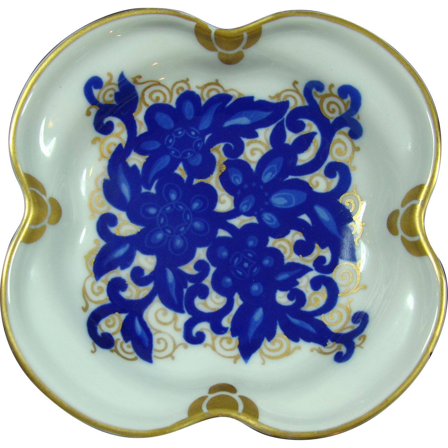 Rosenthal Rosari Deco Footed Pin Tray