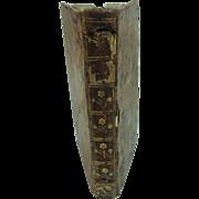 """Book """"Les Spectacles de Paris"""" 1768 French Theatrical Almanac"""