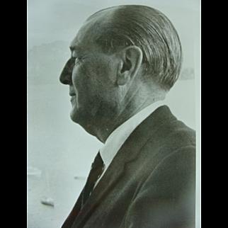 Alfred F. Wallenstein Conductor Cellist