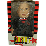 Gorby Gorbachev Doll MIB Dreamworks