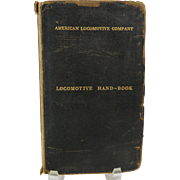 Locomotive Hand-Book American Locomotive Company