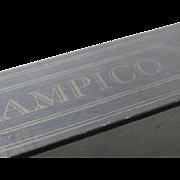 "Ampico Reproducing Piano Roll ""Sakuntala"" 65333 ""Overture"""