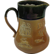 Royal Doulton Dewar's Whisky Or Water Jug 1901