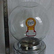 Ford Gum Ball Machine