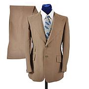 1970s Men's 2 pc Suit - Very Carnaby Street    39 - 40