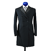Mens Vintage Edwardian Frock Coat c 1900