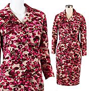 Vintage 1950s Womens Suit, Maison Mendessolle Couture - S
