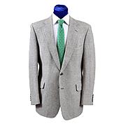 Vintage Cashmere Mens Sport Coat Jacket Blazer 1970s