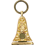 Antique Victorian ladies cigarette cutter fob or Chatelaine charm
