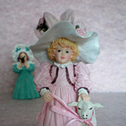 Maud Humphrey – Limited Edition Figurine – Special Friends H1317