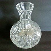 ABP Captain's Water Bottle Wine or Liquor Decanter