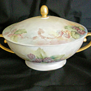 Bavaria Germany Tirschenreuth Covered Tureen or Bowl