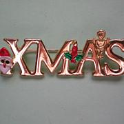 XMAS Holiday Pin