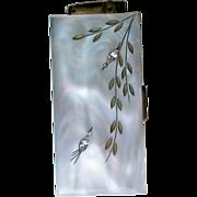 MOP Cigarette Case and Lighter