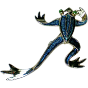 Gerry's Leaping Frog Pin