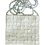 Mother of Pearl MOYNA Evening Bag