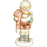 Hummel Figurine titled Little Scholar