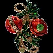 Christmas / Holiday Ornament Pin