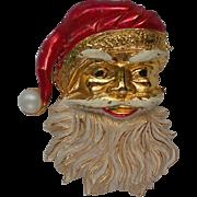 St. Nick or Santa Claus Pin for Christmas Holidays