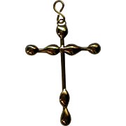 Brass Artists Rendition of the Cross