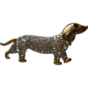 Dachshund Wiener Dog Pin