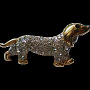 Dachshund Wiener Dog Pin