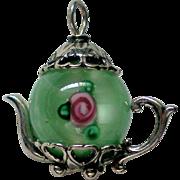 Tiny Tea Pot Pendant
