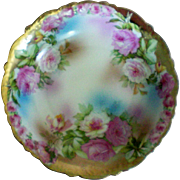 Wallemoar Austria Roses Serving Bowl