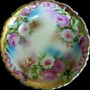 Wallemoar Austria Roses Serving Bowl