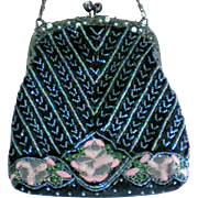 Preston & York Beaded Evening Bag