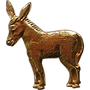 Democratic Donkey Hat or Lapel Pin