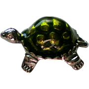 Tiny Turtle Pendant