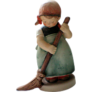 Goebel Hummel Little Sweeper Girl – 3 Inch