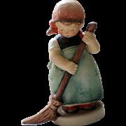 Goebel Hummel Little Sweeper Girl – 3 Inch