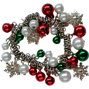 Jingle Jangle Jingle Bells Bracelet for Christmas Holidays
