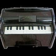 Bakelite Magnus Organ Child's Toy or Beginner Model #1510