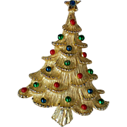Gerry's Christmas Tree Pin
