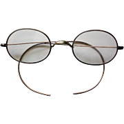 Copper Wire Spectacle Glasses