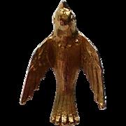 Avon Gold tone Bird Tie Tack or Hat Pin