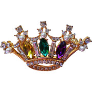 Crown Jewels Pin