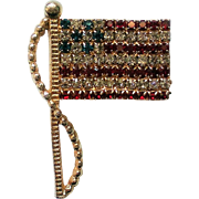 American Flag Pin by Rafleain