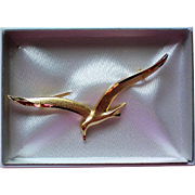 Bird in Flight Pin