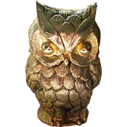 Wise Owl Table Cigarette or Cigar Lighter