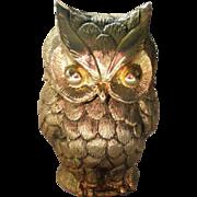 Wise Owl Table Cigarette or Cigar Lighter