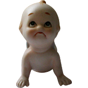 Kewpie Doll Crawling Baby by Lefton