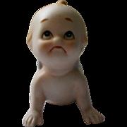 Kewpie Doll Crawling Baby