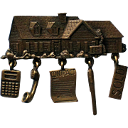 Realtor Sold House Pin by JJ Jonette Jewelry
