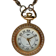 Pendant Watch Necklace