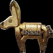 Sassy Democrat Donkey / Burro Pin